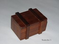 WB-66 & 75 Wooden Box
