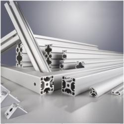 Machinery Part Aluminum Section