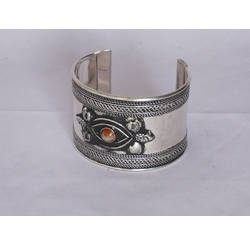 Silver Antique Cuffs