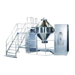 15 kW Double Cone Blender