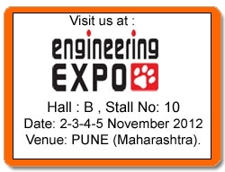 Invitation from Libratherm Instruments Pvt. Ltd. at Engineering Expo 2012 on 2-3-4-5 November