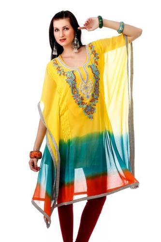 867e0dcfed0 Beautiful Kaftan Style Tunic at Rs 1550 /piece | Khar West | Mumbai ...