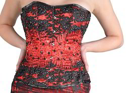Beautiful Sequin Corset