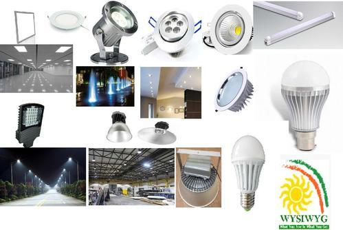 LED Lights (Made In India) Highest Lumen/ Watt Guarantee