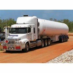 LNG Road Tanker