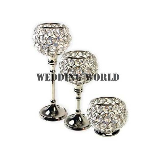 Crystal Ball Votive At Rs 399 Piece Votive Holders Id 8051102788