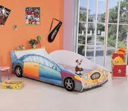 boys car bed furniture style