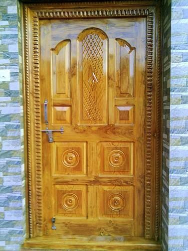 Lovely Main Door