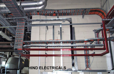 Control Panel Electrical Contractor Manufacturer From Noida
