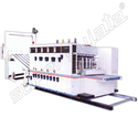 Water Based Ink Printing Slotting and Die Cutting Machine