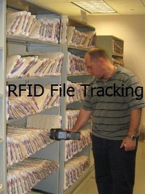 RFID File Tracking - Real Time RFID File Tracking System Service