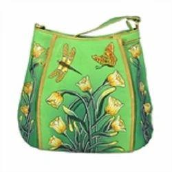 Eden Garden Satchel Hand Bag