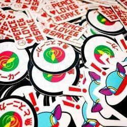 Vinyl Sticker Printing Services In Chennai