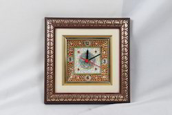 Marble Framed Clock