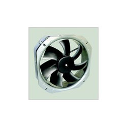 Metal Blade DC Brushless Fan