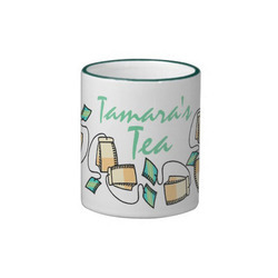Sublimation Tea Cup