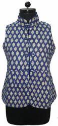 Boota Printed Jaipuri Jacket