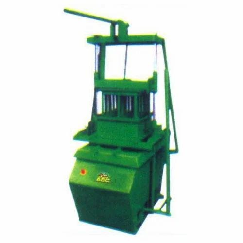 Manual Concrete Block Making Machine At Rs 45000 Piece S