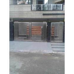 S.S Single Door Gate