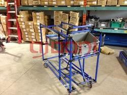 Material Handling Racking For Garage
