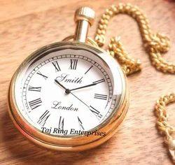 Brass Smith Pocket Watch