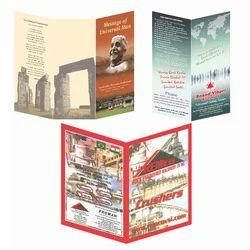 Color Brochures Printing
