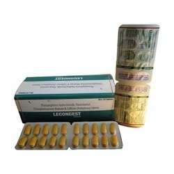 Phenylephrine PCM Cetirizine Anti Cold Tablet