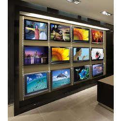 LCD  Display Racks