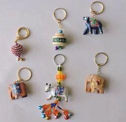 Rajasthani Hand Made Key Chains