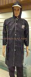 Navy Blue Rain Coats Uniform- RCU-1