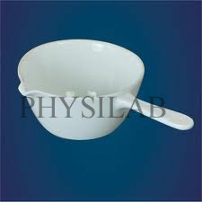 Physilab White Casseroles, for Chemical Laboratory