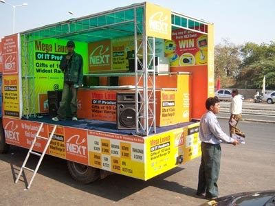 Road Show Organizers in Indore | ID: 5889152848