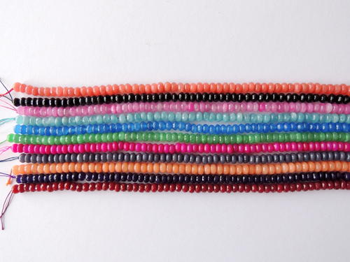 Color Glass Beads