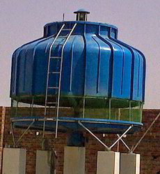 Bottle Design Cooling Towers
