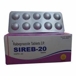 REBEPRAZOLE -20 Tablets