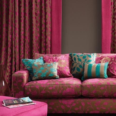 Home Decor Curtain Fabric - View Specifications & Details Of Home
