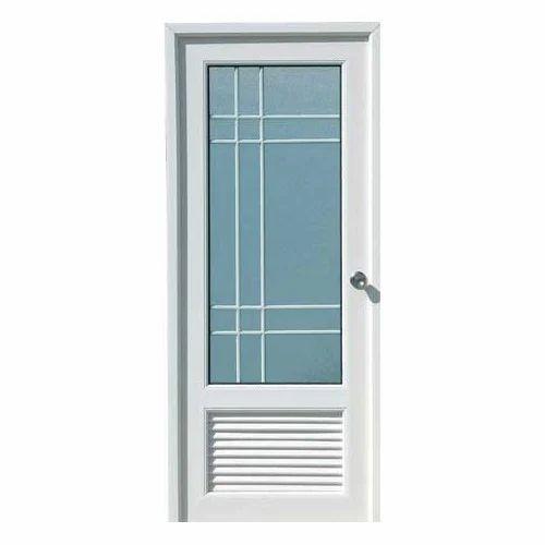 Standard Customized Pvcglass Doors Rs 350 Square Feet Dhabriya