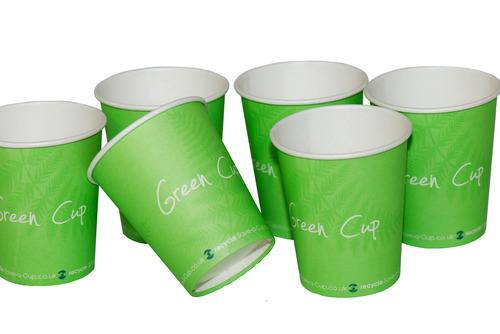 Paper Cups - Tea Paper Cups Manufacturer from Delhi