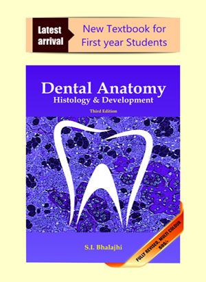 Dental Anatomy Histology And Development Book Arya Medi Publishing