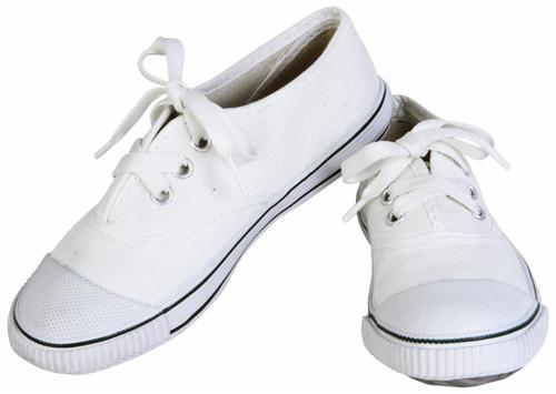 White School Shoes ef8d78051