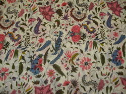 Multi-Flowers Printed Fabric