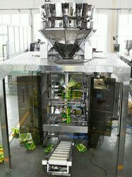 Automatic Vertical Pouch Packaging Machine with Multihead