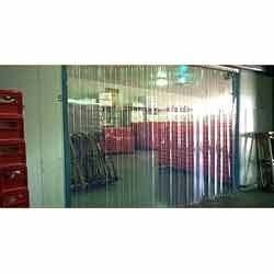 Insulating PVC Strip Doors