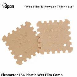Plastic Wet Film Comb