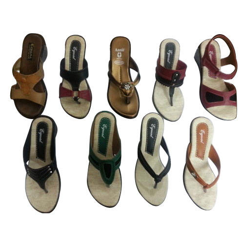 d318c1ce18b Wedge Heel Ladies Footwear
