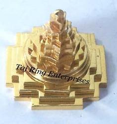 Brass Meru Shree Yantra