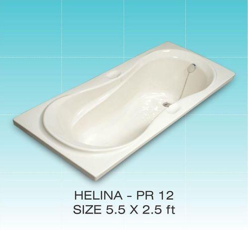 Corner Rectangular Bathtub