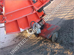 Canal Concrete Paver Machine