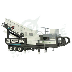 Mobile Cone Crushing Plant, Stone Crusher