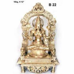Bronze Lakshmi Statue